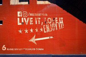 Jestfest Comedy Festival, Mi Street Food